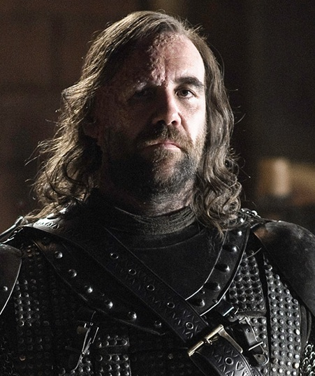 Game Of Thrones Clegane Sandor profile