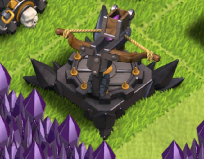 X Bow Clash Of Clans Image - Xbow lv...