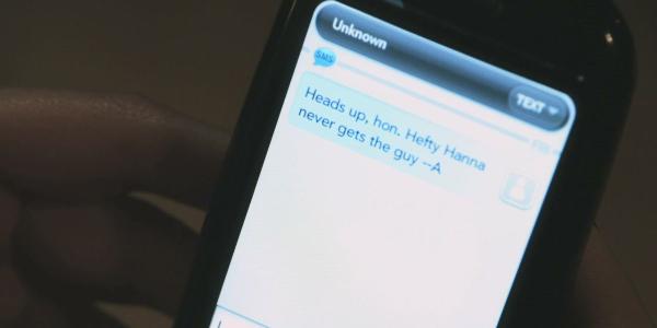 """Messages de """"A"""" dans la Saison 1 - Wiki Pretty Little Liars"""