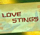 El aguijón del amor