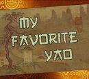 Mi Yao Favorito