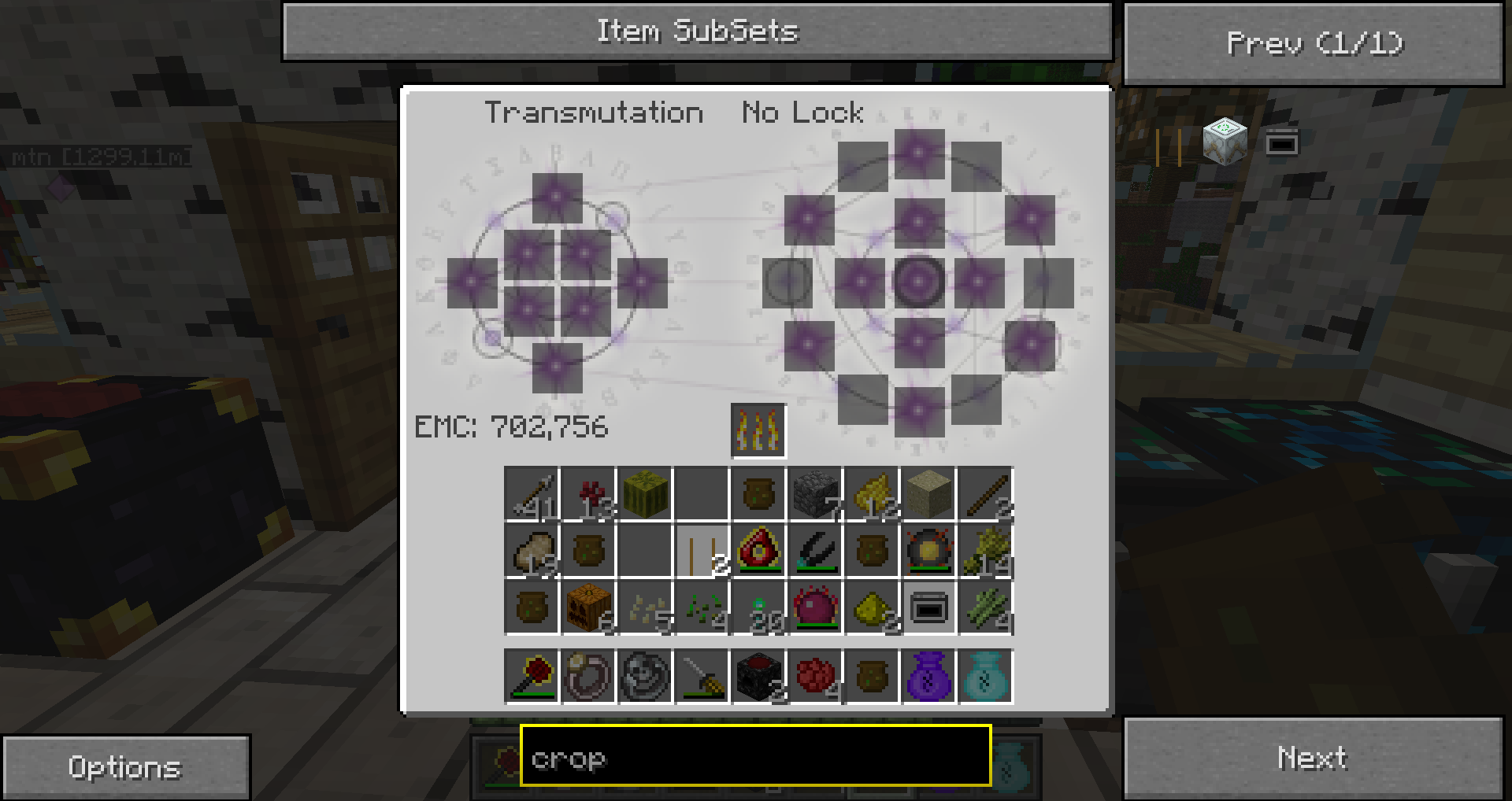 Transmutation tablet the tekkit classic wiki for Transmutation table 85 items