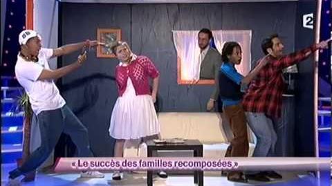 Le succès des familles recomposées
