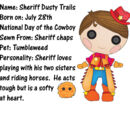 Sherriff Dusty Trails