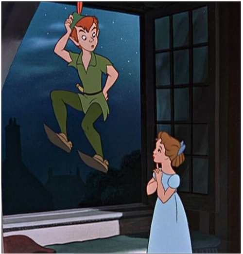 Wendy darling character scratchpad wikia - Image peter pan ...