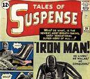 Tales of Suspense Vol 1