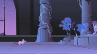 """Nightmare Moon """"now you will never see your princess"""" S01E02"""