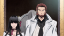 Ep12 Sumire and Mondo watching crowd.png