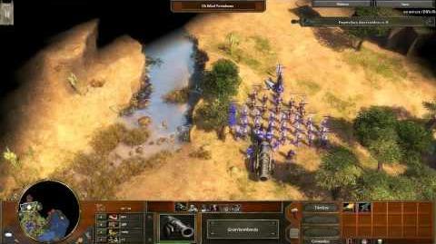 Age of empires 3 Campaña acto 1 Misión 2 En español (voces y texto)
