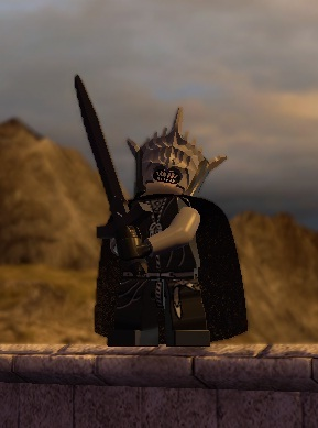 Mouth of Sauron - LEGO Lord of the Rings Wiki