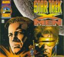 Star Trek / X-Men Vol 1 1