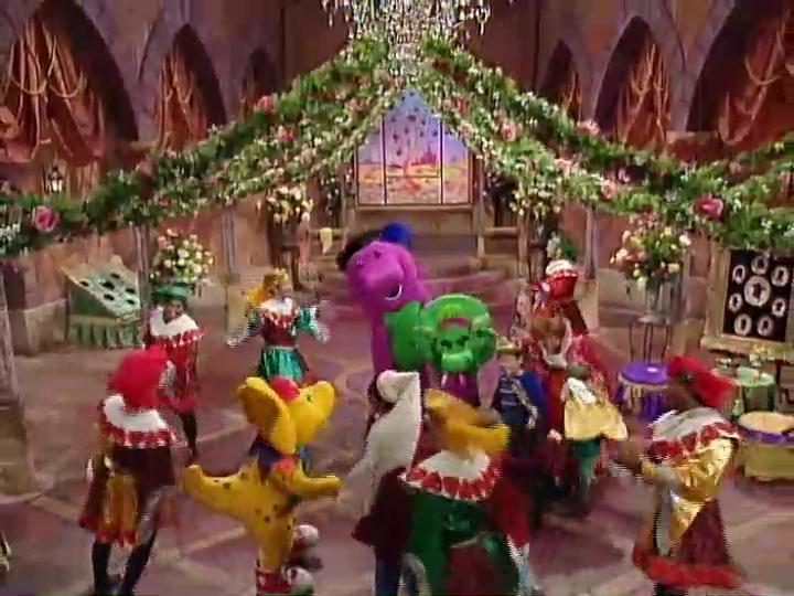 Be My Valentine Love Barney Barney Wiki Wikia