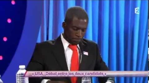 USA : Débat entre les deux candidats