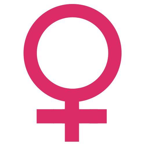 el sexo femenino: