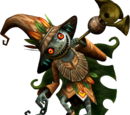 Skull Kid de The Legend of Zelda: Twilight Princess