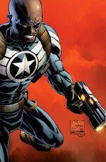 Secret Avengers Vol 2 1 Quesada Variant Textless