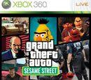 Grand Theft Sesame Street
