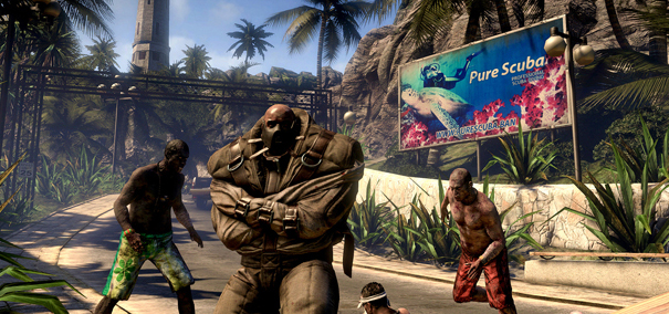 Dead Island Riptide Weapons Disappearing