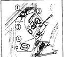 System ogrzewania i wentylacji - kabina uproszczona