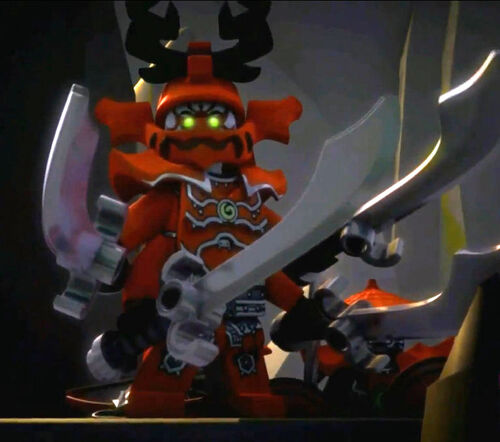 General Kozu Wiki Ninjago Wikia