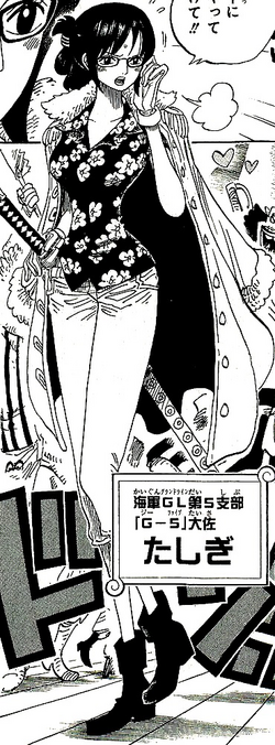 Tashigi Manga Post Timeskip Infobox