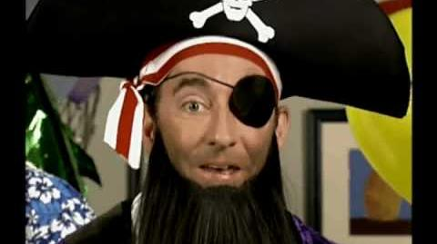 angry pirate - YouTube