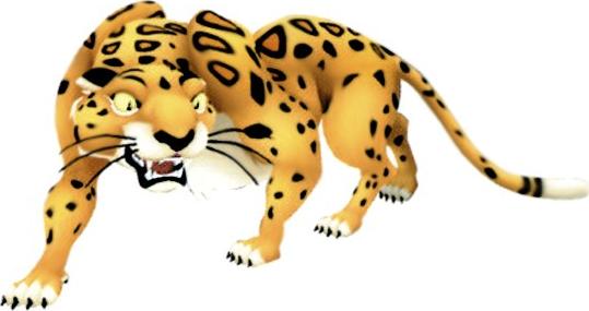 Leopard From Tarzan Disney