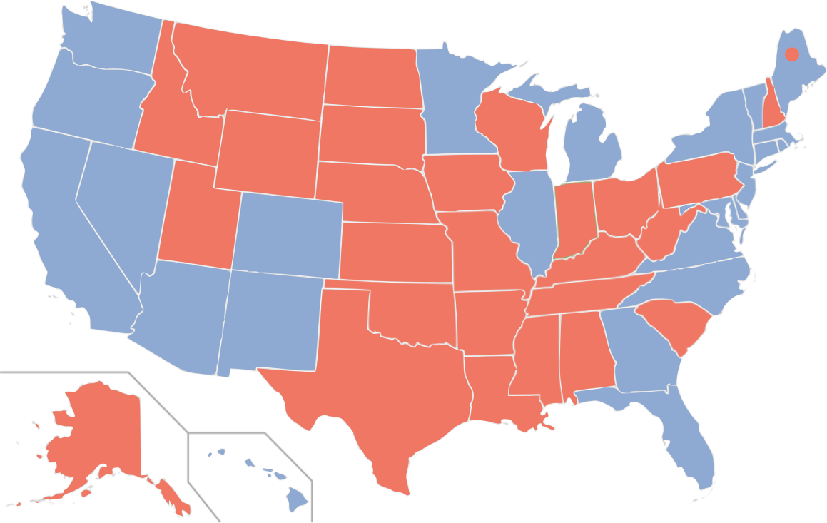 who won the 2020 election in united states of america