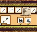 Furred Stave