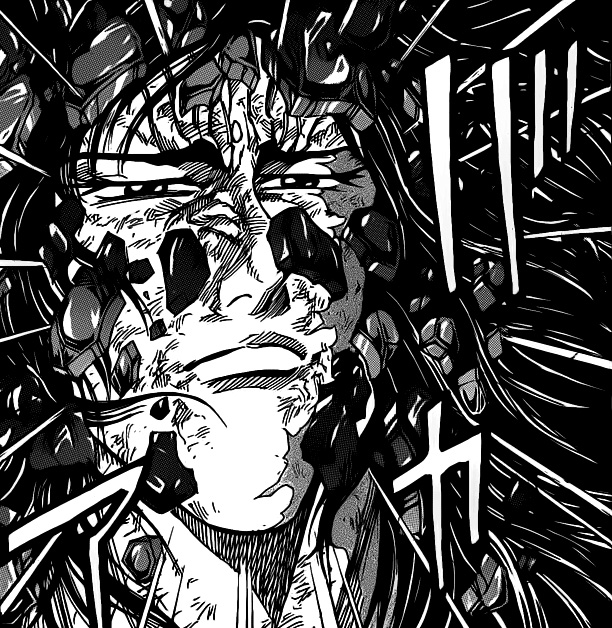Toriko Surrounded By Bugs Jpg: Starjun Mask Breaks.jpg