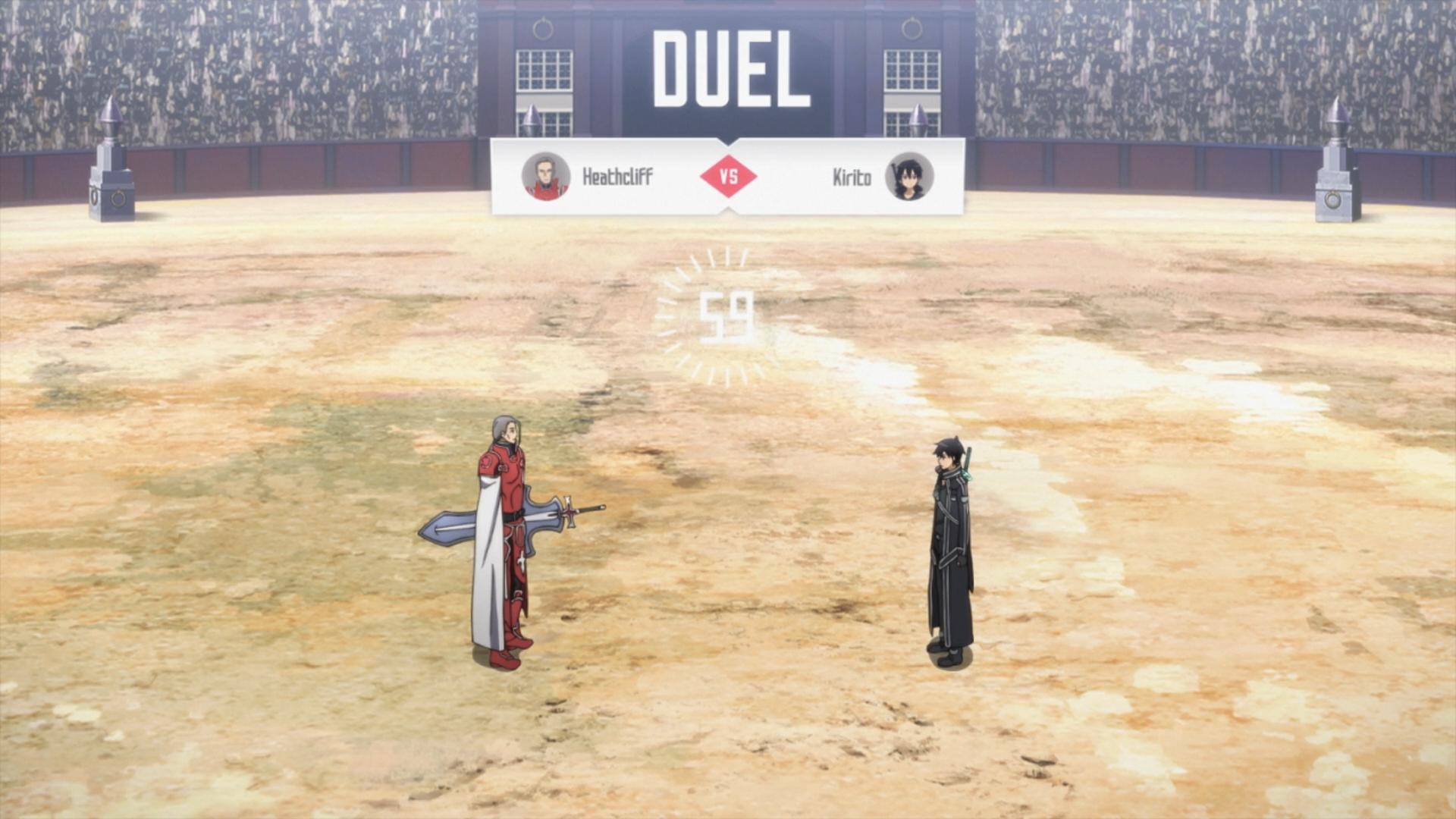 Kane Kioshi vs. Akimoto Heikichi  [SAO Edition] Heathcliff_VS_Kirito_BD