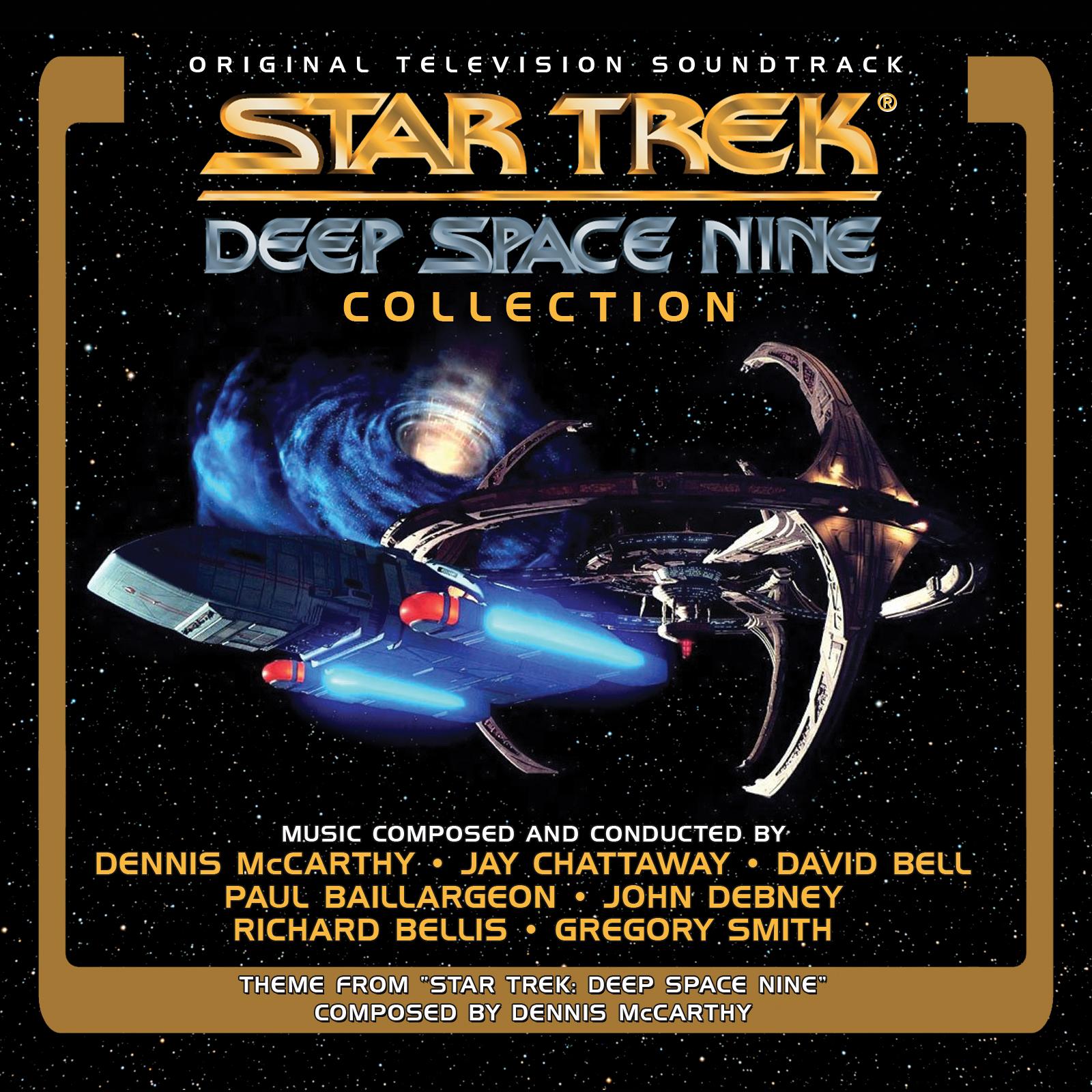 Jay Chattaway - Star Trek: The Next Generation (Original Soundtrack Recordings)