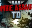 SAS Zombie Assault Tower Defense