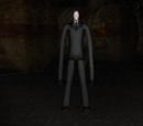 Lazercroc/Slender Man looks cute!