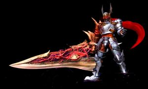 Nightmare Soul Calibur 2
