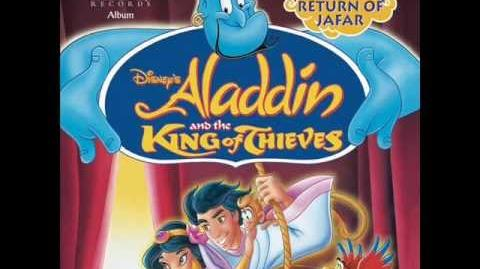 01. There's a Party Here In Agrabah (Part 1) - Aladdin and the King of Thieves OST