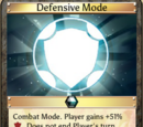 Defensive Mode