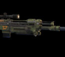 GZ18 Markza Sniper Rifle