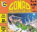 Gonad the Barbarian Vol 1
