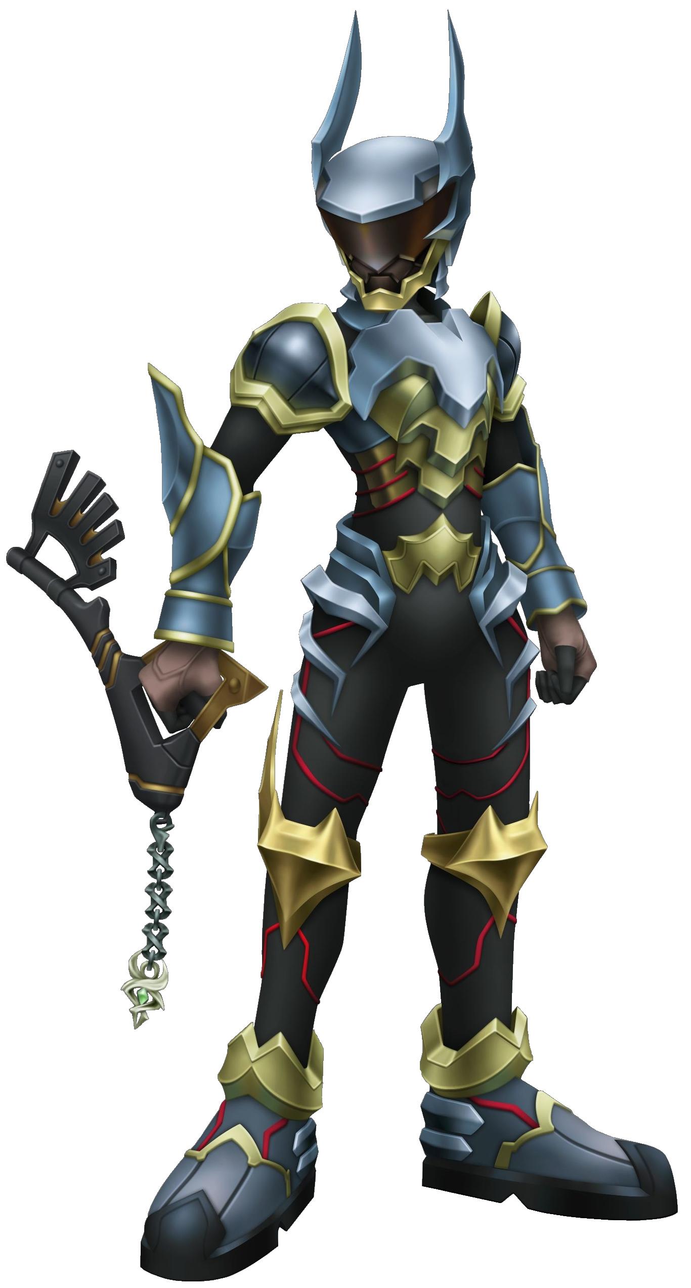 Image - Keyblade Armor (Ventus) KHBBS.png - Disney Wiki