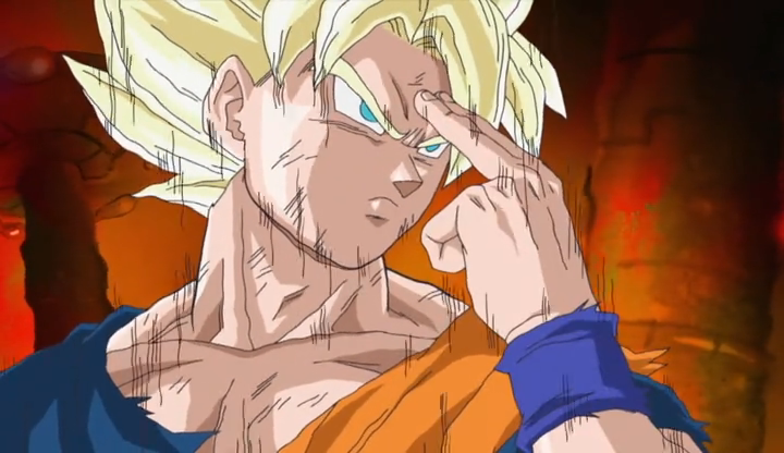 THE KING OF CARTOONS™ PTETS_-_Goku_uses_Instant_Transmission