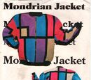Designer Copy Originals Mondrian Jacket