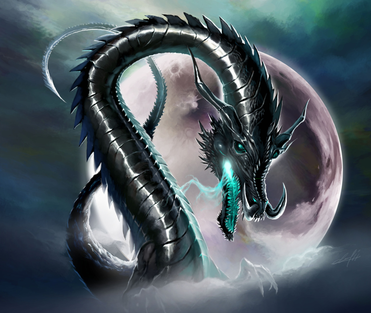 Obsidian Dragon - L5R Wiki, the Legend of the Five Rings ...