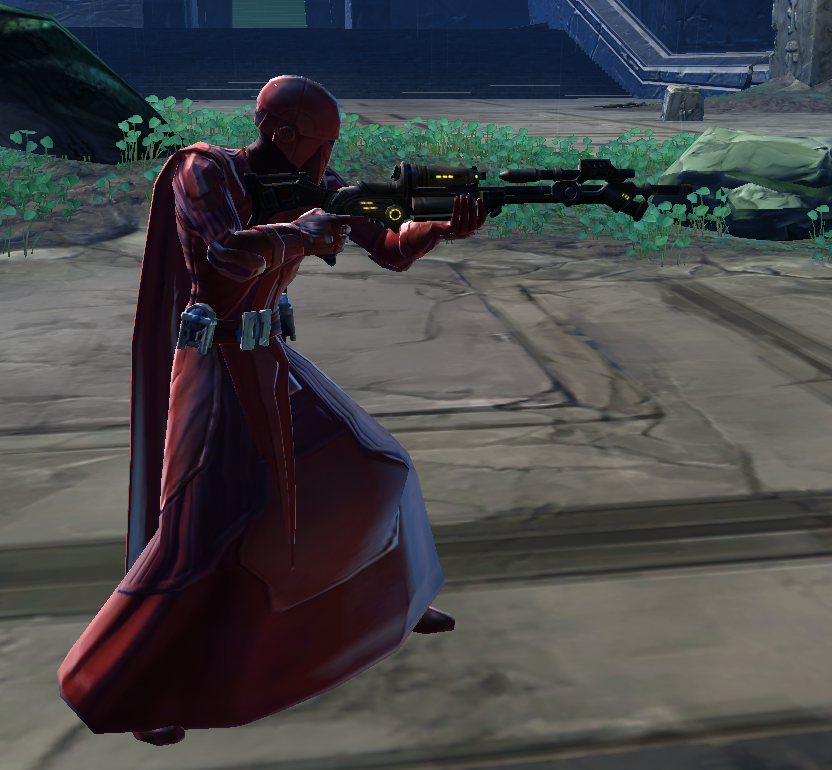 Star Wars The Old Republic Royal Guard Armor