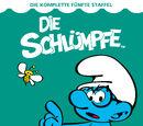 Die Schlumpfe: Die Komplette Funfte Staffel (German DVD release)