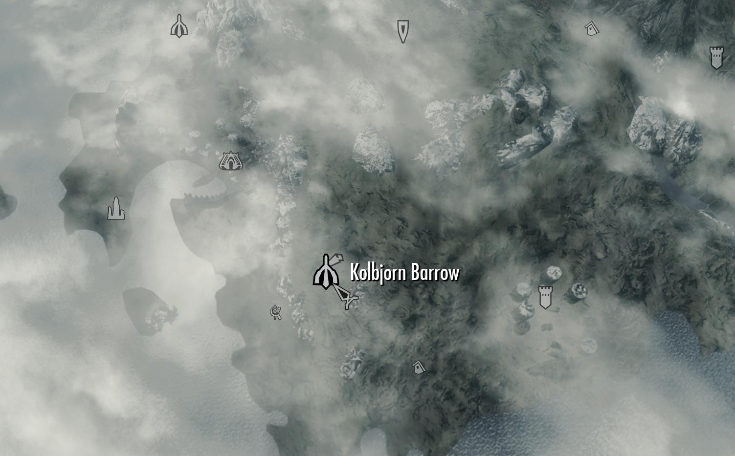 Skyrim Dragonborn Map Location Solstheim
