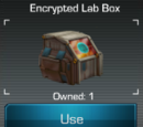 Encrypted Boxes