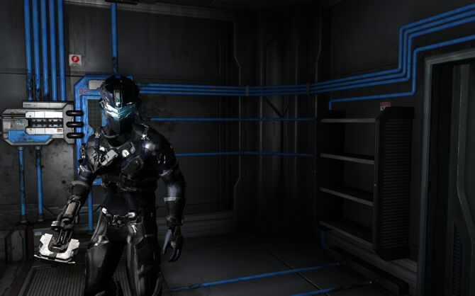 User Blog:Helios Max/Dead Space 2 Mods