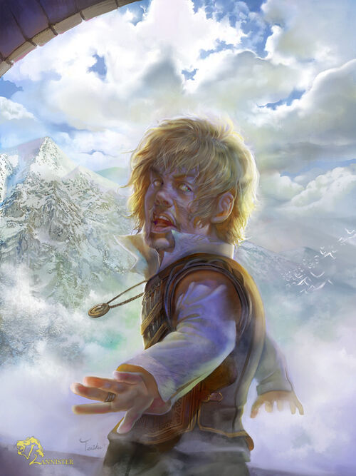 a song of ice and fire wiki tyrion