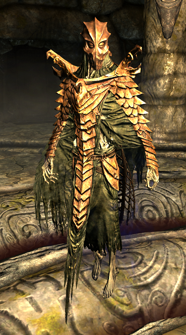 Dragon Priest The Elder Scrolls Wiki
